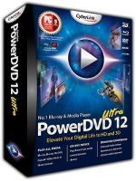 CyberLink PowerDVD Ultra v12.0.1905.56