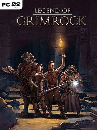 Legend of Grimrock v.1.3.1 (2012/PC/Rus) RePack от R.G. Catalyst