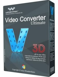 Wondershare Video Converter Ultimate 7.3.1.1