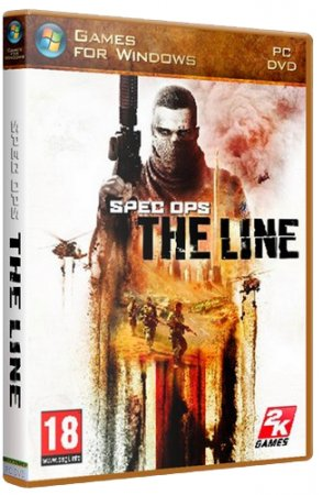 Spec Ops: The Line + 2 DLC (2012/PC/RUS/ENG) RePack от R.G. Recoding