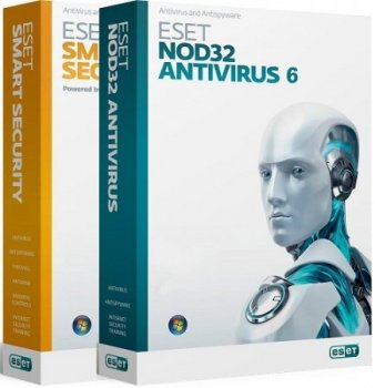 ESET NOD32 Antivirus & Smart Security 6.0.306.0 Final (x86/x64)