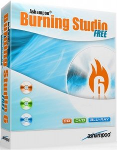 Ashampoo Burning Studio Free 6.8