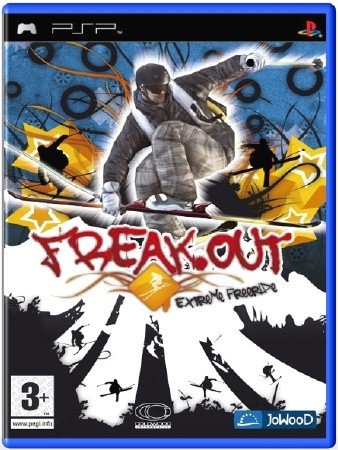 Freak Out Extreme Freeride (2007) (ENG) (PSP)