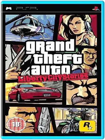 Grand Theft Auto Liberty City Stories (2009) (RUS) (PSP)
