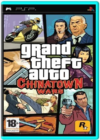 Grand Theft Auto Chinatown Wars (2009) (RUS) (PSP)