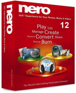 Nero Burning ROM 12.5.00900