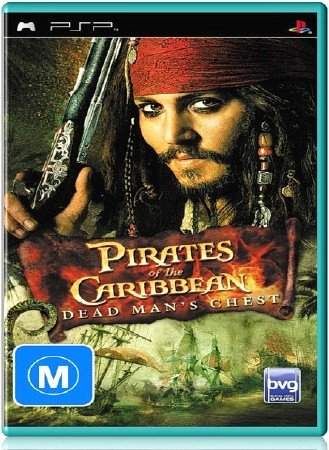 Pirates Of The Caribbean: Dead Mans Chest (2006) (ENG) (PSP)