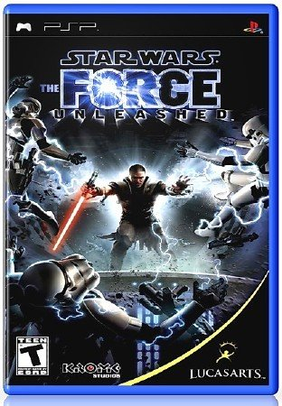 Star Wars The Force Unleashed (2008) (RUS) (PSP)
