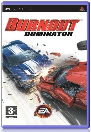 Burnout Dominator (2007) (RUS) (PSP)