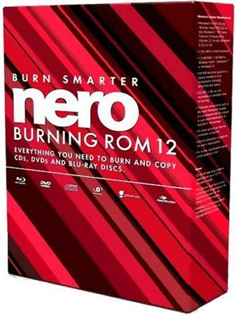 Nero Burning ROM 12.5.01100 (2013/Rus) Portable