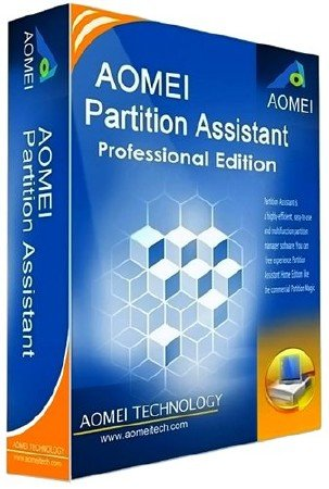AOMEI Partition Assistant Pro 5.2 Rus Portable by Valx
