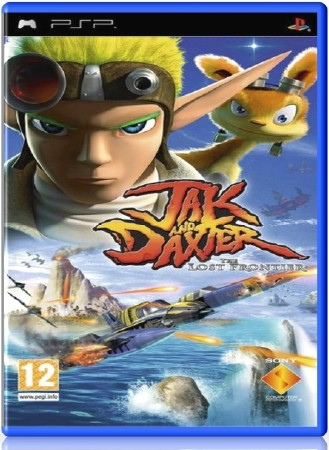 Jak and Daxter The Lost Frontier (2009) (RUS) (PSP)