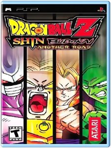 Dragon Ball Z Shin Budokai Another Road (2007) (ENG) (PSP)
