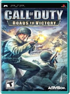 Call of Duty Roads to Victory (2007) (RUS) (PSP)