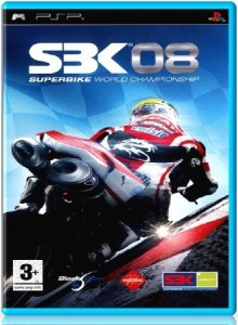 SBK-08 Superbike World Championship (2008) (ENG) (PSP)