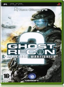 Tom Clancys Ghost Recon-Advanced Warfighter 2 (2007) (ENG) (PSP)