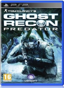 Tom Clancys Ghost Recon Predator (2010) (ENG) (PSP)