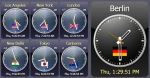 Sharp World Clock 5.87