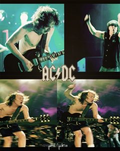 AC/DC - Shoot To Thrill [Клип] (2010) BDRip 1080p
