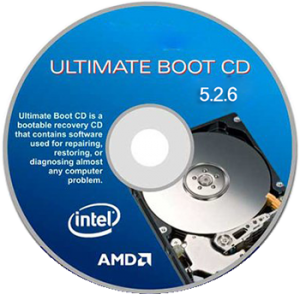 Ultimate Boot CD 5.2.6 Final