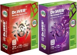 Dr.Web Anti-Virus & Security Space 8.2.1.08220