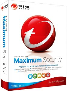 Trend Micro Titanium Maximum Security 2014 7.0.1151