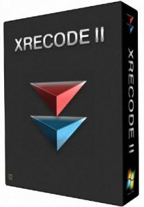 Xrecode II + portable Build 1.0.0.206 + xrecode2 shell 1.0.0.7 (2013)