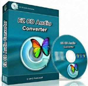 EZ CD Audio Converter 1.3.2.1 Ultimate RePack by elchupakabra