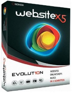 WebSite X5 Evolution 10.1.0.39 (2013)