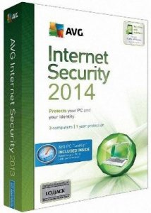AVG Internet Security 2014 14.0 Build 4158 Final (2013)
