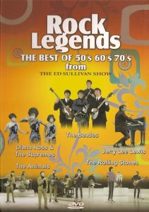 Rock Legends. The Best Of 50`s 60`s 70`s from The Ed Sullivan Show (2009) DVD5