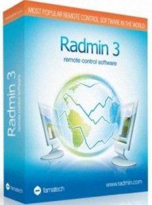 Radmin 3.5 (Server & Viewer) RePack by Alker (2013)