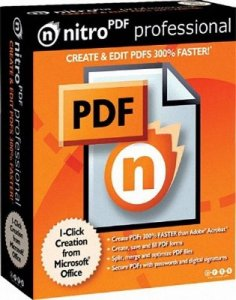 Nitro PDF Enterprise 9.0.2.37 RePack by MKN (2013)