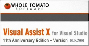Visual Assist X 10.8.2001 (2013)