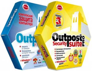 Outpost Security Suite PRO 8.1.2.4313.670.1938