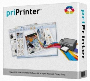 priPrinter Professional 6.0.0.2212 Beta (2013)