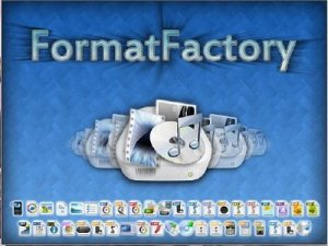 FormatFactory 3.2.1 RePack & Portable by D!akov (2013)