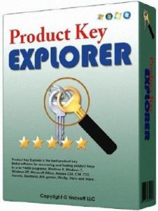 Product Key Explorer 3.5.3.0 (2013)