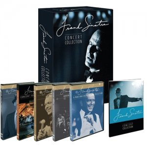 Frank Sinatra: Concert Collection (2010) DVDRip