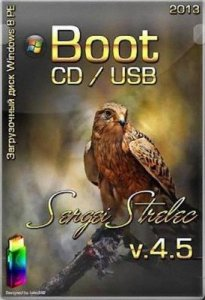 Boot CD/USB Sergei Strelec  v.4.5 (2013)