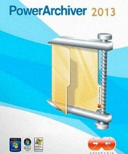 PowerArchiver 14.01.06 + Portable by PortableAppZ (2013)