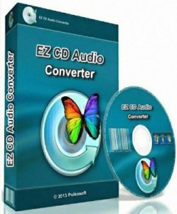 EZ CD Audio Converter 1.3.4.1 Ultimate RePack by elchupakabra (2013)