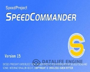 SpeedCommander 15.00.7340 Pro Final + Portable by Risovod (2013)