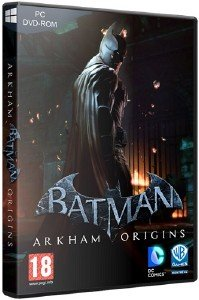 Batman: Arkham Origins [Update 8 + 7 DLC] (2013/PC/RUS|ENG)