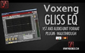 Voxengo - Gliss EQ 3.7.0 by AIR