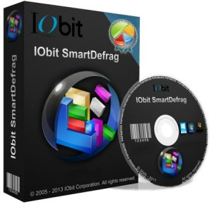 Скачать IObit SmartDefrag 3.0.1.177 Beta 1 + Portable