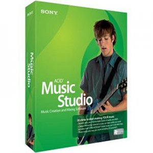 Sony ACID Music Studio 10.0 Build 99