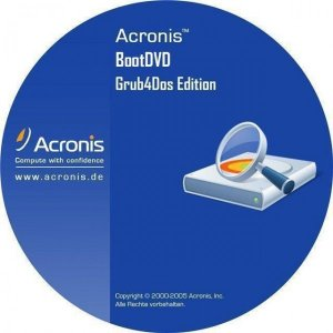 Acronis BootDVD 2014 Grub4Dos Edition 10