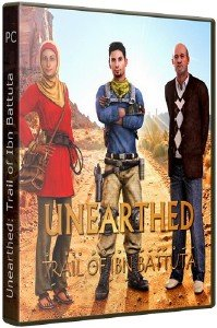 Unearthed: Trail of Ibn Battuta Episode 1 - Gold Edition (2014/PC/Rus)
