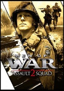 В тылу врага: Штурм 2 / Men of War: Assault Squad 2 (2014/PC/Rus)